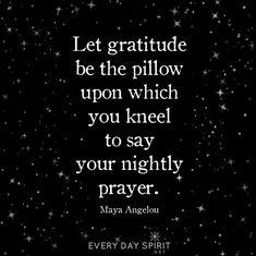 So thankful. xo Get the app of inspirational wallpapers at ~ www.everydayspirit.net xo #Maya Angelou #gratitude #thankful