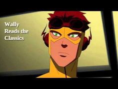 "Wally Reads the Classics Ep 3  Jason Spisak { <3 } does Wally West reading Shakespeare's ""Midsummer Night's Dream"" closing monologue"