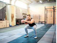 Why all men should deep squat for 5 minutes daily