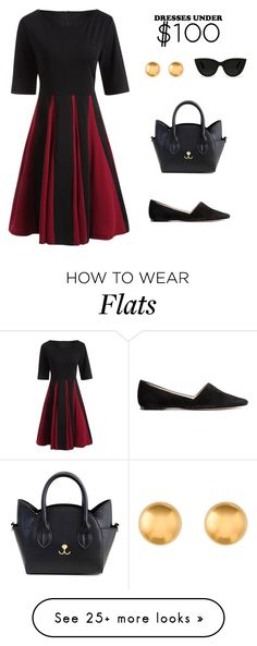 """""""#under100"""" by meli-g35 on Polyvore featuring Quay and under100"""