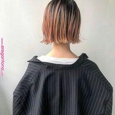 Easy Hairstyle Easy Hairstyle in 2019 Love Hair, Great Hair, Pretty Hairstyles, Easy Hairstyles, Lavender Hair Colors, Hair Arrange, Short Hair Styles Easy, Dye My Hair, Girl Short Hair