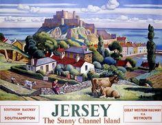 Jersey - Channel Islands