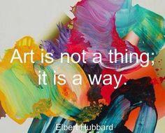 Art is..