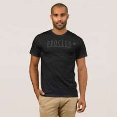 #I-BONE T-SHIRT PROCEED WITH A PURPOSE - #cycling #gifts
