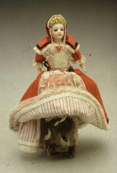 topsy turvy Red Riding hood doll