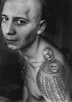 Sergei Vasiliev Russian Criminal Tattoo Encyclopedia