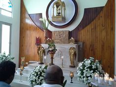 Iglesia Santo Domingo Savio en La Vega