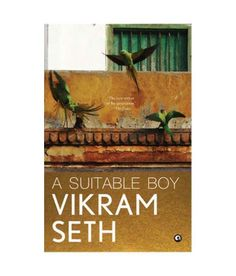 A Suitable Boy (1995) by Vikram Seth This tome is several things at once. It is a love story, a family drama, an introduction to Indian politics and all things desi. Set in a newly Independent India, it is Mrs Rupa Mehra's quest to find a suitable boy for her daughter Lata. Read our interview with Vikram Seth here - http://read.ht/fs9