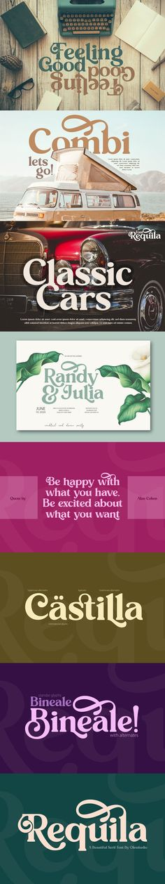 REQUILA - Vintage Font Best Serif Fonts, Vintage Fonts, Branding Materials, Punctuation, Glyphs, Lowercase A, Looking Gorgeous, I Am Happy, Feel Good
