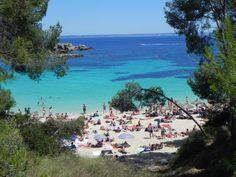 Ses illetes Beach - Palma de Mallorca - #beach #palma #mallorca