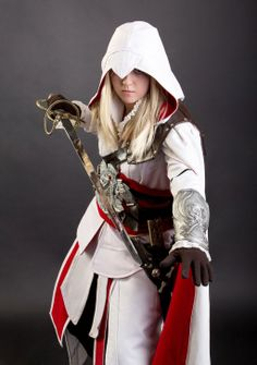 Assassin's Creed: Brotherhood #Cosplay by ElineDeVampiro.deviantart.com
