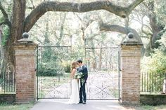 Elegant CHARLESTON ELOPEMENT at The Legare Waring House   Wedding Planner: Pure Luxe Bride Aaron and Jillian Photography