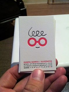 ¿Qué te parece la tarjeta de Olimpia?