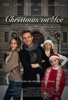 Hallmark Holiday Movies, Hallmark Weihnachtsfilme, Xmas Movies, Hallmark Holidays, Hallmark Channel, Movies To Watch, Good Movies, Christmas On Ice, Great Expectations Movie