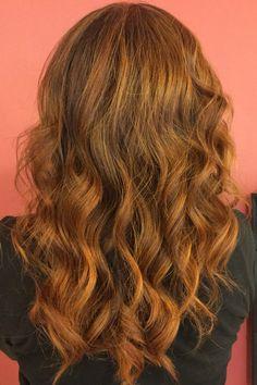 Il degradé joelle é una scelta di stile! #degradéjoelle #centrodegradéjoelle #coloricaldi #haircolour #castiglionfiorentino