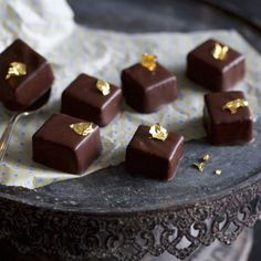 Edelherbe Schokoladenwürfel