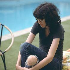 Fotos dos bastidores da primeira turnê dos Ramones
