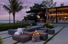 Reprezentace kamenů | resort Alila villas Soori, Bali