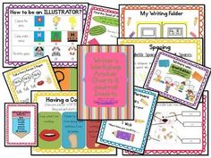 Story Elements Anchor Charts | Story Elements, Cute Stories and Anchor ...
