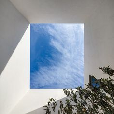 Casa La Quinta: Weekend House For a Retired Couple in Guanajuato, Mexico Keep The Lights On, Weekend House, High Walls, Contemporary Architecture, Interior Architecture, Interior Design, Light And Shadow, B & B, House Design