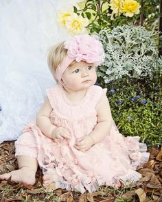 For Easter.  This website sells little girl dresses and puppies!!