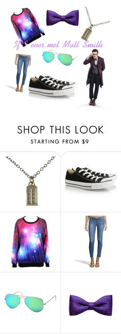"""11th❣"" by ilovemattsmith ❤ liked on Polyvore featuring beauty, Converse, Frame Denim, Ray-Ban and ZuZu Kim"
