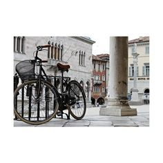 City life -fortheloverainie ❤ liked on Polyvore featuring backgrounds, photos, pictures, bikes y fillers