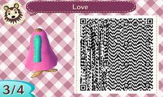 Love | QRCrossing.com