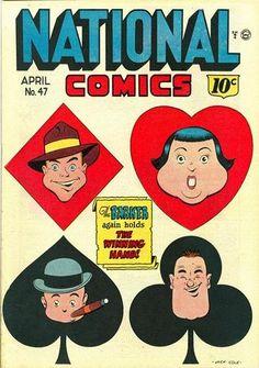 Cover for National Comics (Quality Comics, 1940 series) #47