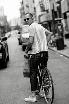 On the Street…..Orchard St., New York >> The Sartorialist