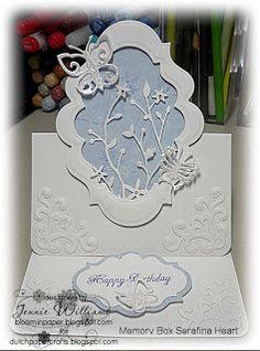Bloomin' Paper: Memory Box