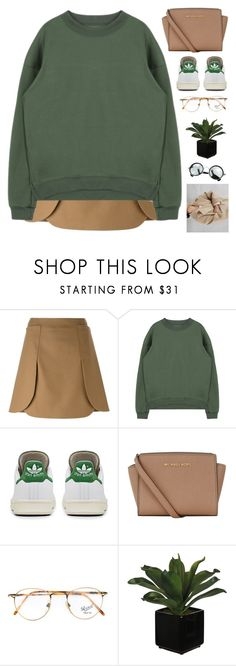 """""""COMMENT QUESTIONS FOR Q&A"""" by wi-fi-li-fe ❤ liked on Polyvore featuring Tory Burch, MICHAEL Michael Kors, Persol, women's clothing, women, female, woman, misses and juniors"""