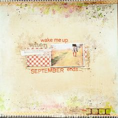 wake me up when september ends by immacola, via Flickr