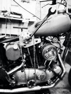 Post a random pic Thread - Page 15059 - Yellow Bullet Forums Bobber Motorcycle, Bobber Chopper, Motorcycle Design, Bike Design, Moped Bike, Custom Harleys, Custom Motorcycles, Custom Bikes, Harley Davidson Images