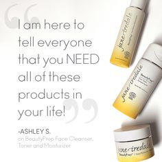 What makes you love the new BeautyPrep Collection?