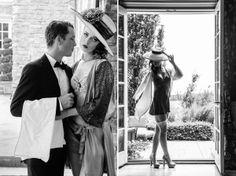 Gary Rickard and Lauren Hogue in a French Inspired Boudoir Bridal Shower   COUTUREcolorado WEDDING: colorado wedding blog + resource guide