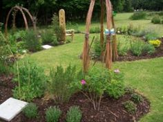Ideas for natural play areas