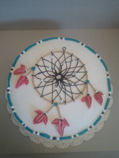 dreamcatcher+cake | Dream Catcher Birthday Cake — Birthday Cakes