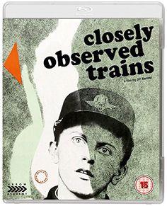 Closely Observed Trains - Blu-Ray/DVD (Arrow Region B/2) Release Date: September 28, 2015 (Amazon U.K.)