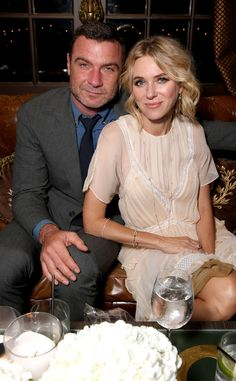 Liev Schreiber & Naomi Watts: The Big Picture: Today's Hot Pics
