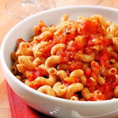Garden Tomato Sauce