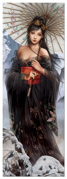 cris Ortega Very Beautiful Artwork
