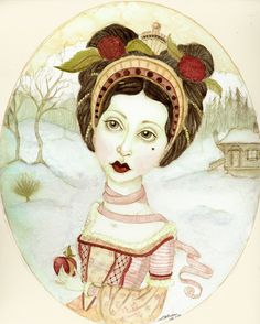 Snow White by ~LBlondeau on deviantART