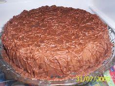 Receitas Compiladas: Bolo de chocolate sem farinha