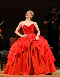 Joyce DiDonato...A modern day Diva...and one of my heroes.