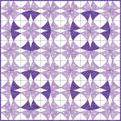 images+of+winding+way+quilt+patterns | Winding Ways 6 inch