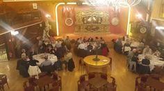 Déjeuner au Hameau Duboeuf - Salle du Limonaire 1