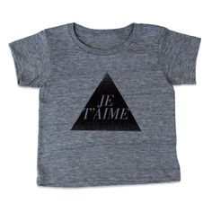 Whistle and Flute Je T'aime Tee