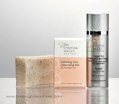Facial Redness Relief Kit - Paraben Free with Resveratrol   http://www.drbaileyskincare.com/facial-redness-relief-kit-paraben-free.shtml