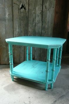 New Mexico Turquoise Coffee Table